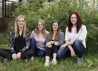 Studentische Frauenpower für acoris