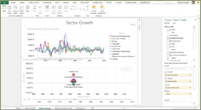 Bi Tools Excel