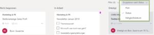Microsoft Planner_ Gesamtübersicht_Gruppieren