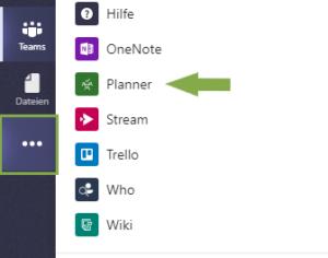 Microsoft Planner_ Gesamtübersicht_Planner aufrufen