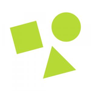 Piktogramm Formen - KI