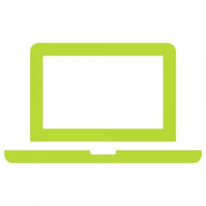 Piktogramm Laptop
