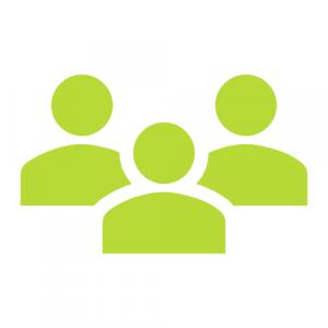 Piktogramm Personengruppe