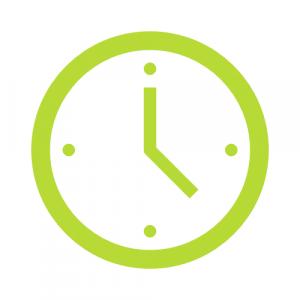Piktogramm Uhr
