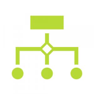 Piktogramm Verwaltung