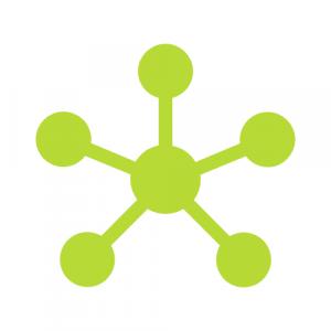 Piktogramm Atom