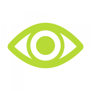 Piktogramm Auge